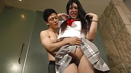 Cute Japanese Ladyboy Fucked