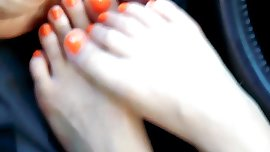 my cousins beautiful and yummy feet