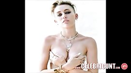 Miley Cyrus Nude Rude and Lewd
