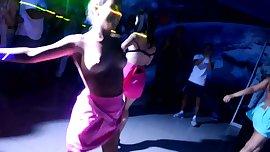 Gemini Club topless dance (xednorton)