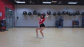Amateur dancer fuck doll