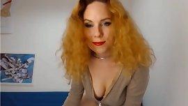 UrCFri3nd mfc lj my own videoclip beautiful redhead