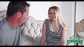 Dad Teaching Teen Step Daughter Sex