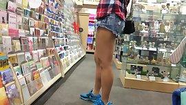 Asian Teen Firm Legs