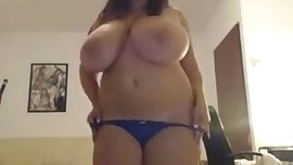 Huge Tits Arab Strips and Dances_HOTSEXYCAMGIRL.COM
