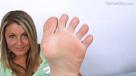 Kandi's Tiny Feet