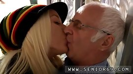Old mom fuck girl Gorgeous blondie Tina is very busy at the workplace.