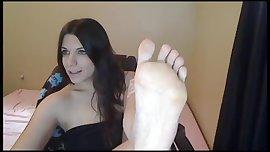Teen feet 1